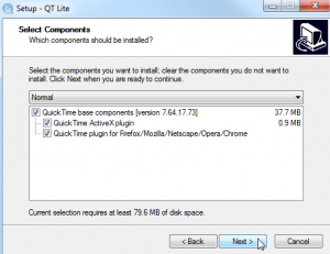 QuickTime Lite For PC