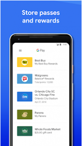 Google Pay for Android
