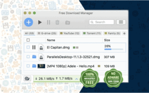 Free Download Manager For PC
