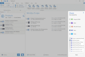 WinZip For PC