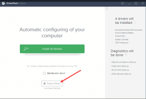 DriverPack Solution Offline For PC