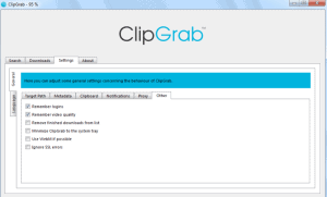 ClipGrab For PC